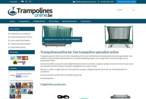 trampolinesonline.be